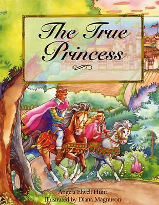 The True Princess, Hunt, Angela Elwell, Acceptable Book