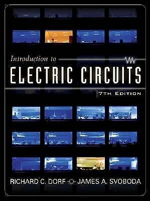 Introduction to Electric Circuits by