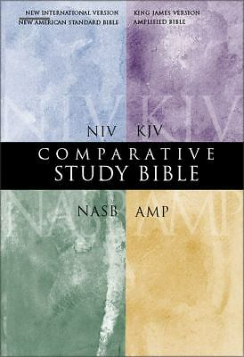 Comparative Study Bible, Revised by Zondervan