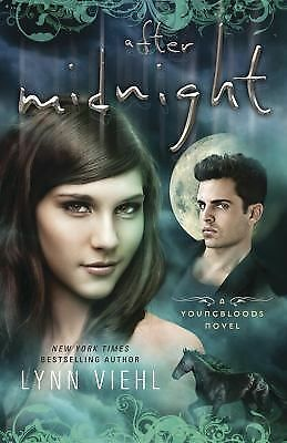 After Midnight (The Youngbloods), Viehl, Lynn, Good Condition, Book