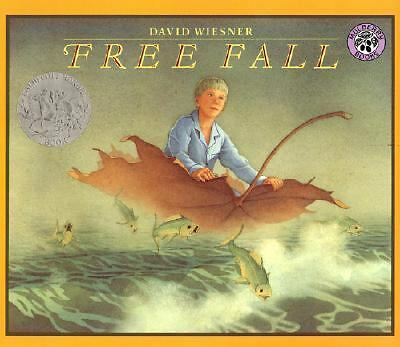 Free Fall by Wiesner, David