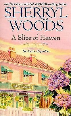 A Slice of Heaven, Woods, Sherryl, Good Condition, Book