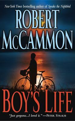 Boy's Life by McCammon, Robert
