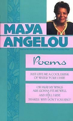 Maya Angelou: Poems by Angelou, Maya
