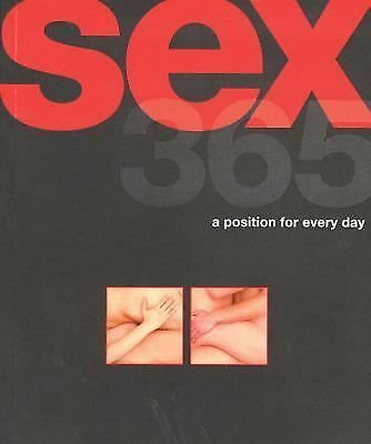 Sex 365: A Position for Every Day by DK Publishing