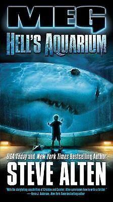 Meg: Hell's Aquarium, Steve Alten, Good Condition, Book