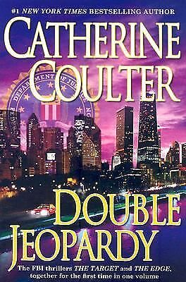 Double Jeopardy (An FBI Thriller), Coulter, Catherine