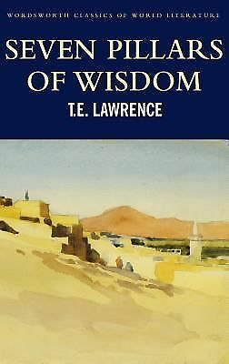 SEVEN PILLARS OF WISDOM by LAWRENCE DH