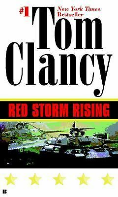 Red Storm Rising, Clancy, Tom