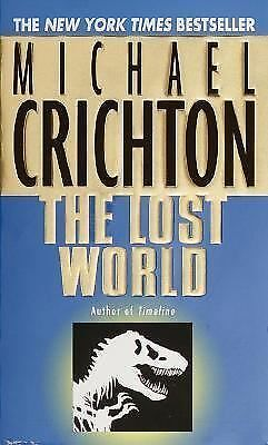 The Lost World by Michael Crichton