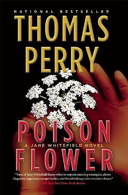 Poison Flower (Jane Whitefield) by Perry, Thomas
