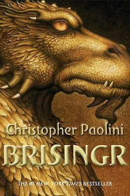 Brisingr (The Inheritance Cycle) by Paolini, Christopher