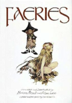 Faeries, Alan Lee, Brian Froud, Good Condition, Book