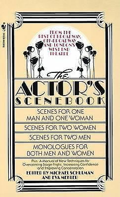 The Actor's Scenebook: Scenes and Monologues From Contemporary Plays, Michael Sc