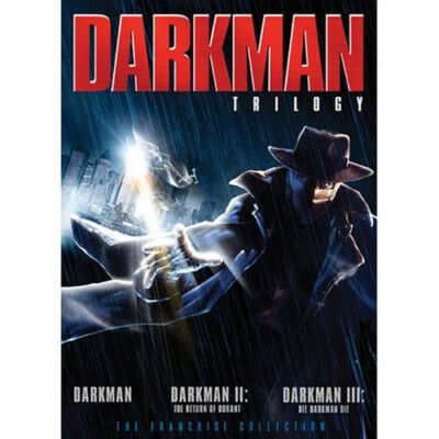 Darkman Trilogy (Darkman / Darkman II: The Return Of Durant / Darkman III: Die D