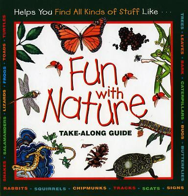 Fun With Nature: Take Along Guide (Take Along Guides) by Boring, Mel, Burns, Di