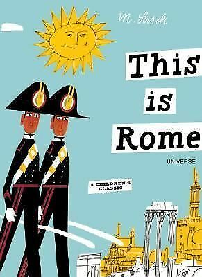 This is Rome by Sasek, Miroslav