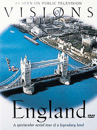 VISIONS OF ENGLAND DVD by