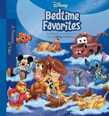 Disney Bedtime Favorites (Storybook Collection) by Disney Book Group