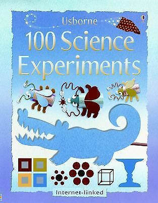 Usborne 100 Science Experiments (100 Science Experiments Il) by Andrews, Georgi
