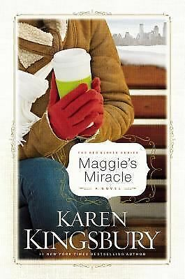 Maggie's Miracle (The Red Gloves Collection #2), Karen Kingsbury, Good Condition