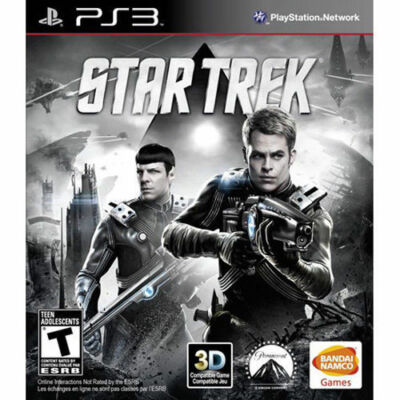 Star Trek - Playstation 3 by Namco