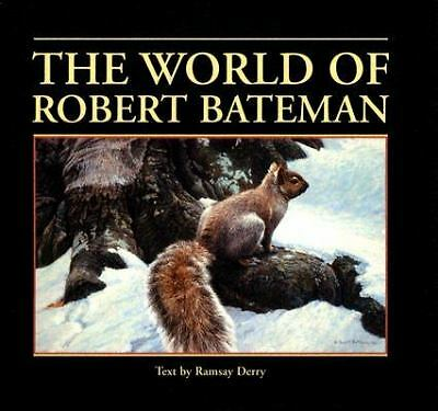 The World of Robert Bateman, , Acceptable Book