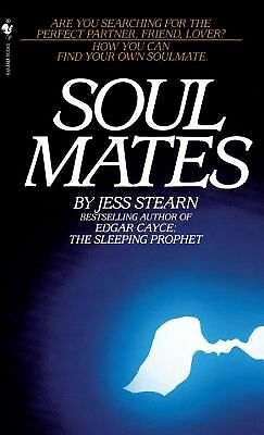 Soulmates, Stearn, Jess, Good Condition, Book