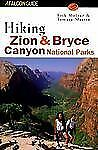 Hiking Zion and Bryce Canyon National Parks (Regional Hiking Series) by Molvar,