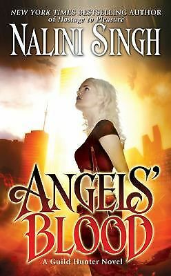 Angels' Blood (Guild Hunter, Book 1) by Singh, Nalini