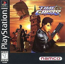 Time Crisis - PlayStation by