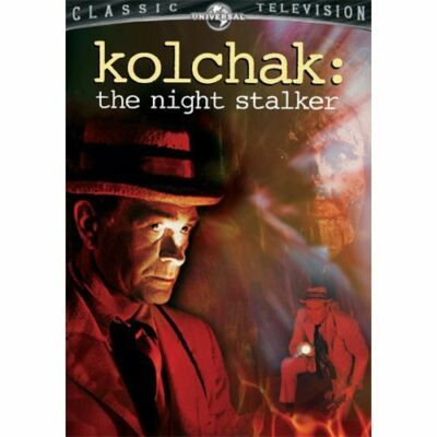 Kolchak - The Night Stalker by Darrin McGavin, Scatman Crothers, James Gregory,