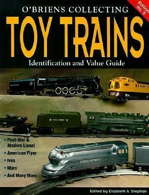 O'Brien's Collecting Toy Trains: Identification and Value Guide,