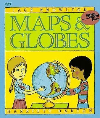 Maps and Globes (Reading Rainbow Book), Knowlton, Jack