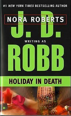 Holiday in Death, Robb, J. D.