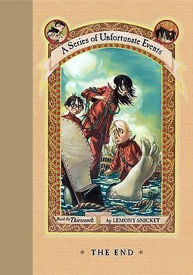 The End (A Series of Unfortunate Events, Book 13), Lemony Snicket