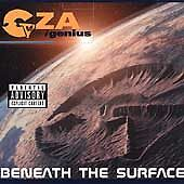 Beneath The Surface [Enhanced CD] by GZA/Genius