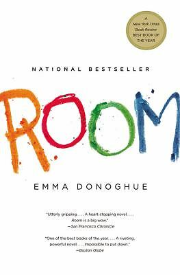 Room: A Novel, Emma Donoghue, Good Condition, Book