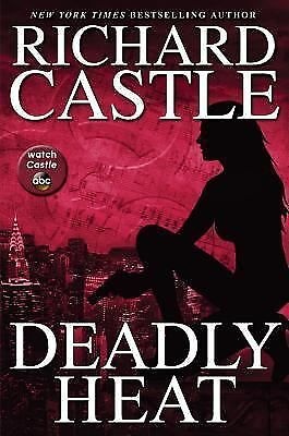 Deadly Heat, Castle, Richard, Good Condition, Book