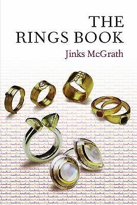 The Rings Book (Jewellery Handbooks), McGrath, Jinks, Good Condition, Book