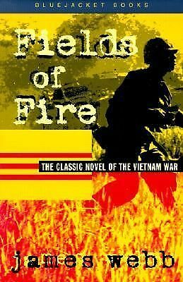 Fields of Fire (Bluejacket Books) by Webb, James