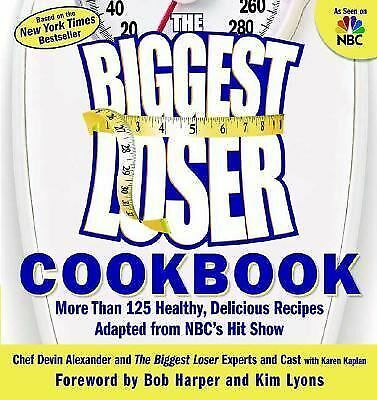 The Biggest Loser Cookbook: More Than 125 Healthy, Delicious Recipes Adapted fr