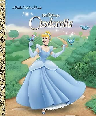 Walt Disney's Cinderella (a Little Golden Book), RH Disney