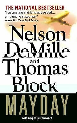 Mayday, Thomas Block, Nelson Demille, Good Condition, Book
