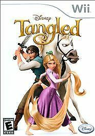 Disney Tangled - Nintendo Wii by Disney