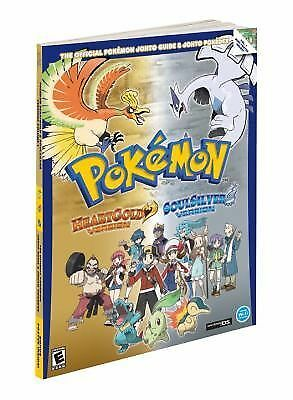 Pokemon HeartGold & SoulSilver: The Official Pokemon Johto Guide & Johto Pokede