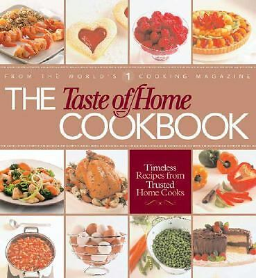 The Taste of Home Cookbook,