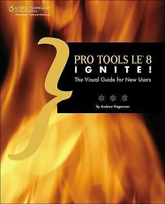 Pro Tools LE 8 Ignite!, Hagerman, Andrew Lee