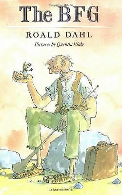 The BFG by Dahl, Roald