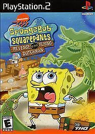 SpongeBob Squarepants: Revenge of the Flying Dutchman, THQ